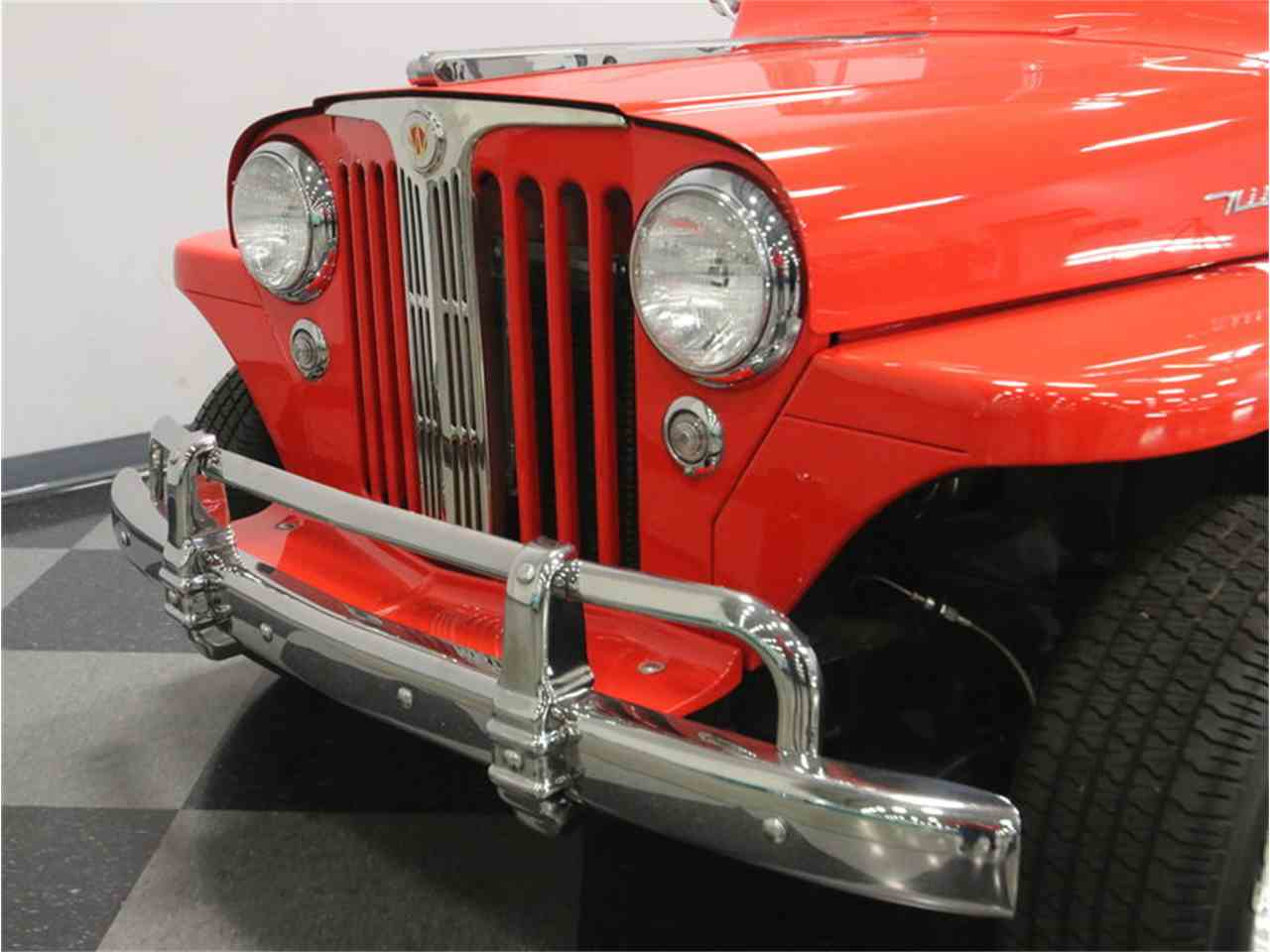 Large Picture of '47 Wagoneer - I7BE