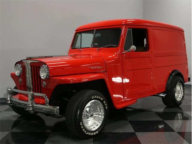 1947 Willys Wagoneer | 849290