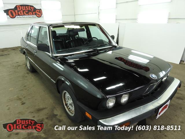 1988 BMW 528e   849291