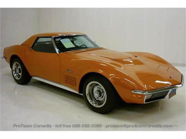 1971 Chevrolet Corvette | 849296