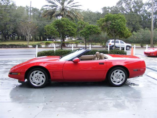 1992 Chevrolet Corvette | 849314
