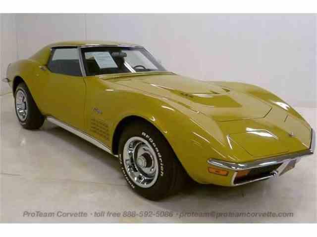 1971 Chevrolet Corvette | 849572
