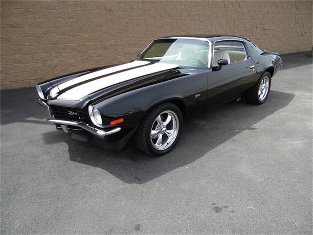 1973 chevrolet camaro z28 - photo #46