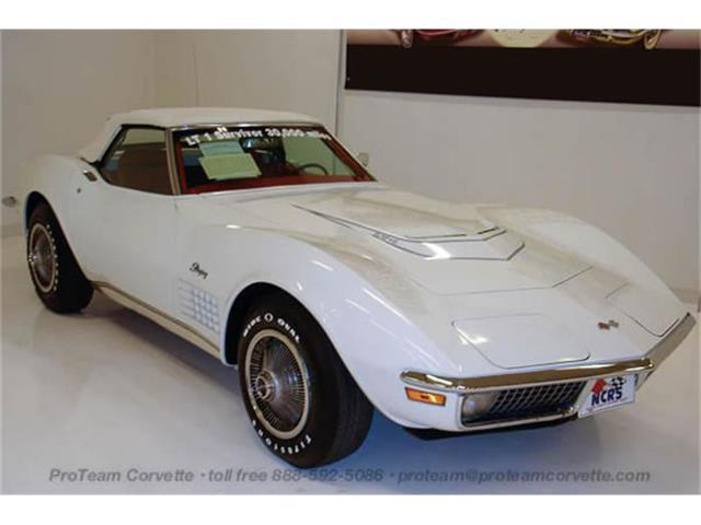 1971 Chevrolet Corvette | 849743