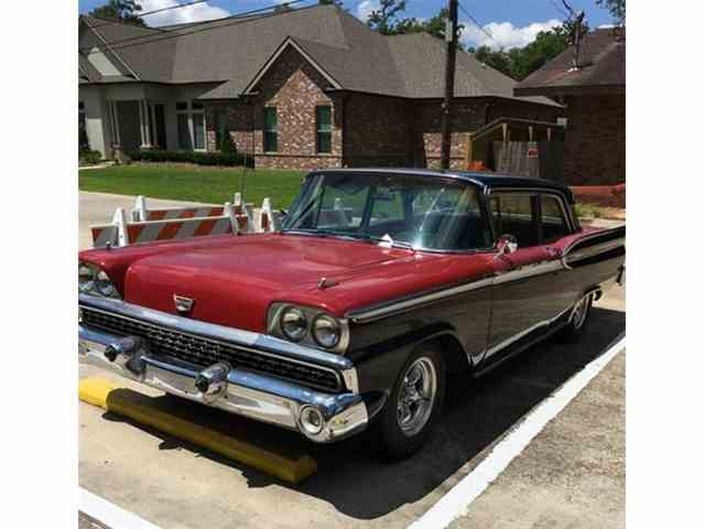 1959 Ford Fairlane 500 | 849747
