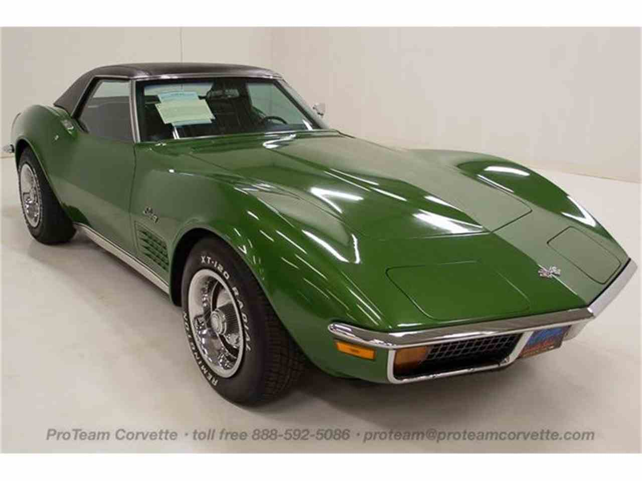 1972 Chevrolet Corvette for Sale - CC-849748