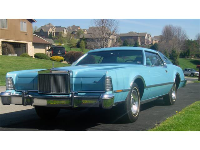1975 Lincoln Continental Mark IV | 849756