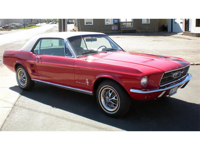 1967 Ford Mustang | 849757