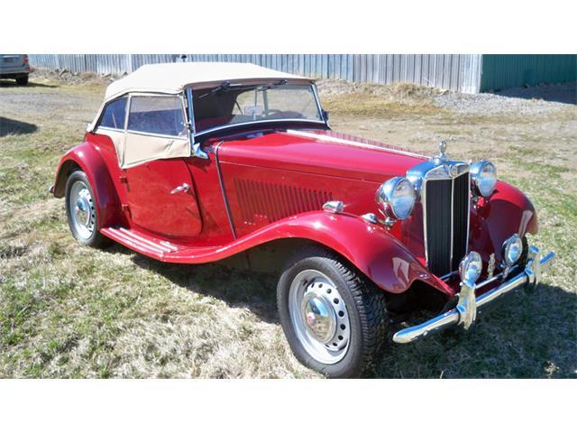 1951 MG TD | 849761