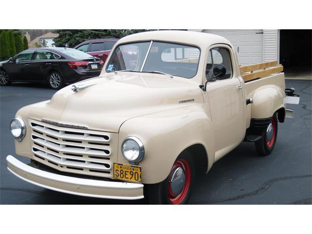 1951 Studebaker Pickup | 849764