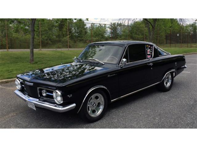 1965 Plymouth Barracuda | 849768