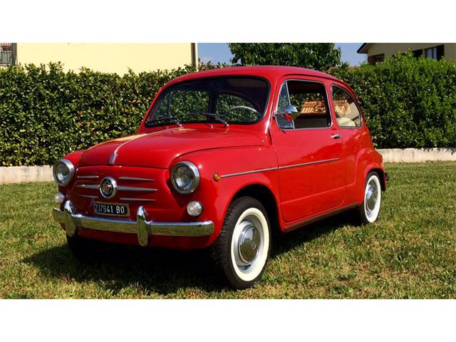 1965 Fiat 600   849776
