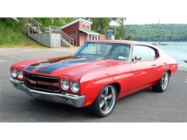 1972 Chevrolet Chevelle | 849782