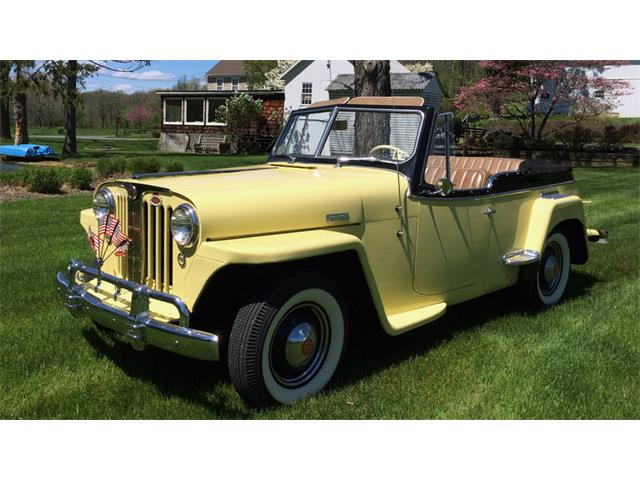 1948 Willys Jeepster | 849785