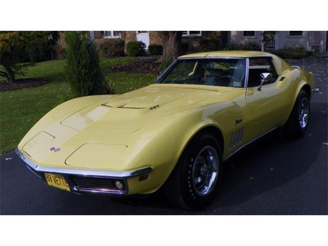 1969 Chevrolet Corvette | 849802