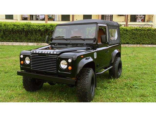 1991 Land Rover Defender | 849808