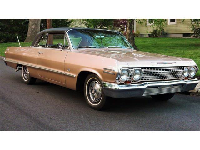 1963 Chevrolet Impala SS | 849810