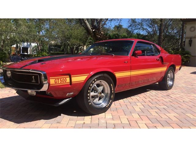 1970 Shelby GT500   849811