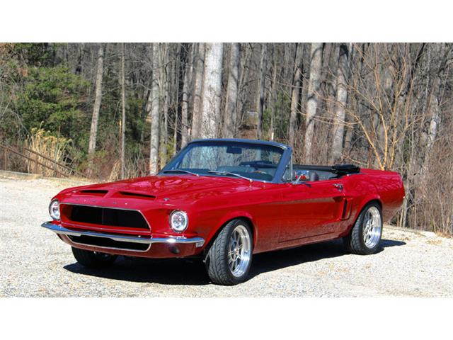 1968 Ford Mustang | 849819