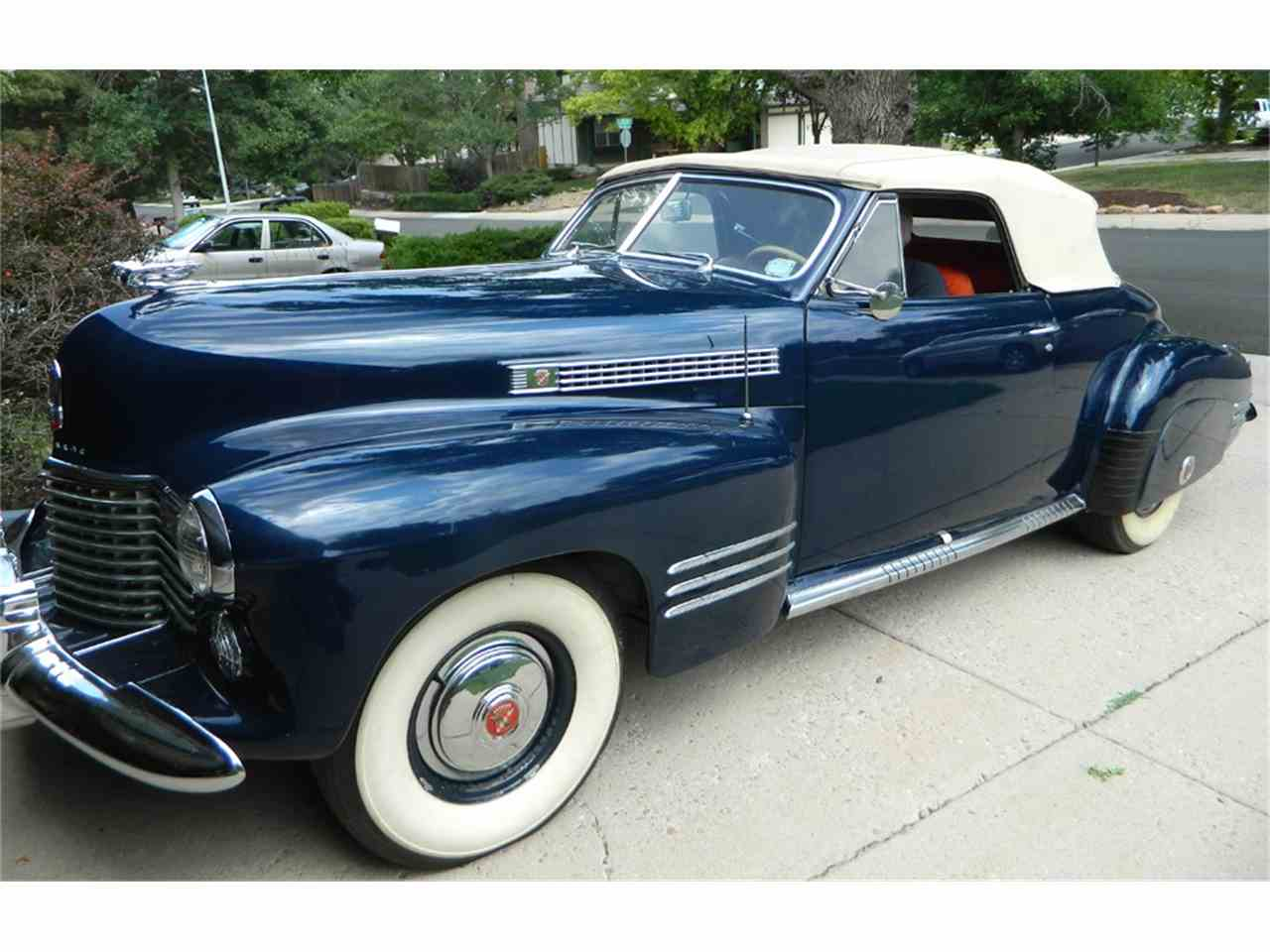 1941 Cadillac Convertible For Sale Classiccars Com Cc