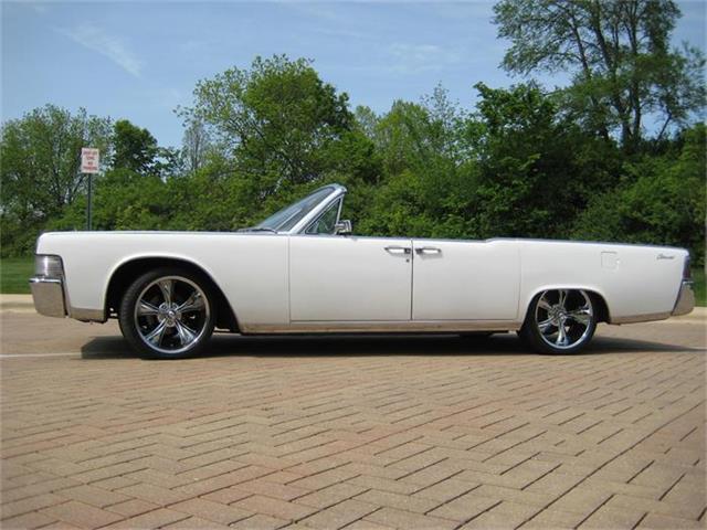 1965 Lincoln Continental | 849833