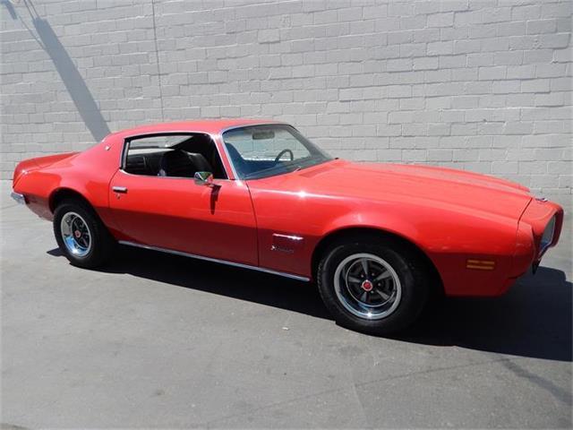 1971 Pontiac Firebird | 849835