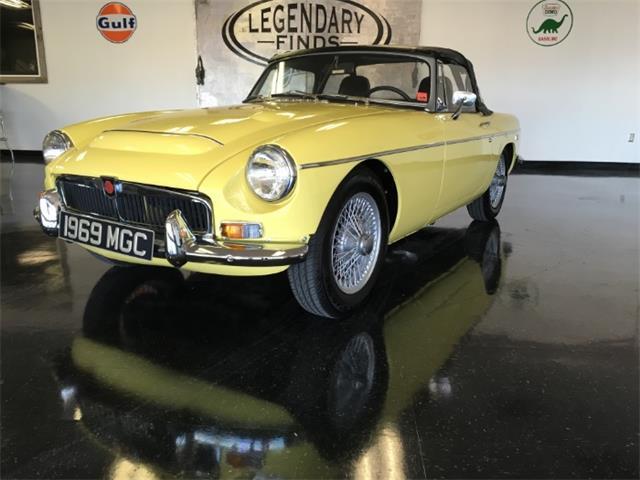 1969 MG MGC | 849858