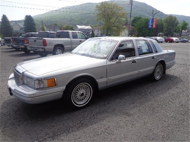 1993 Lincoln Town Car | 849897