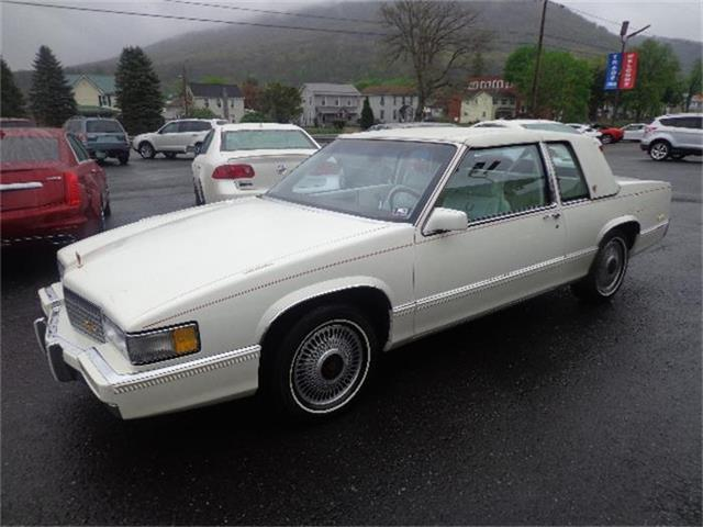 1989 Cadillac Coupe DeVille | 849898