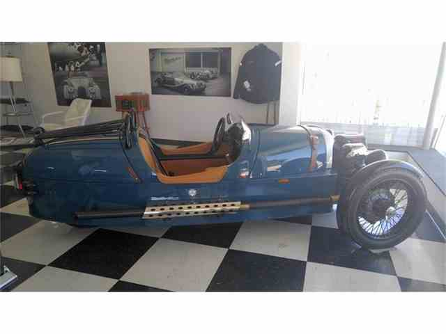 2016 Morgan Three Wheeler | 849900