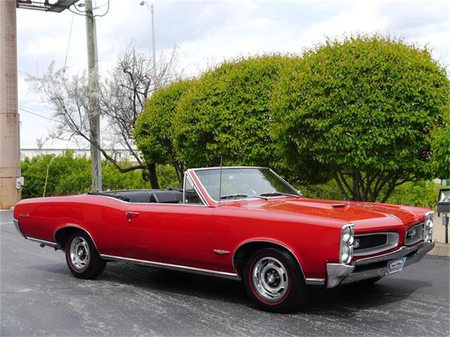 1966 Pontiac GTO | 851111