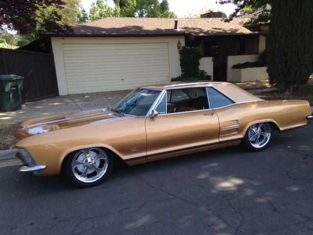 1963 Buick Riviera | 851389