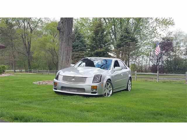 2005 Cadillac CTS-V | 851404