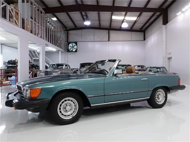 1982 Mercedes-Benz 380SL | 851406