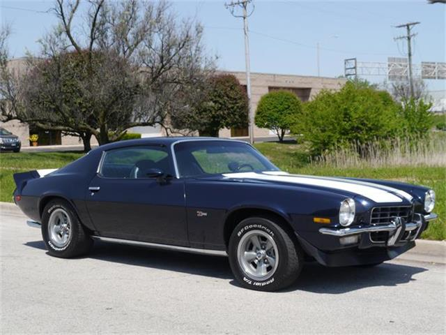 1973 Chevrolet Camaro Z28 | 851409