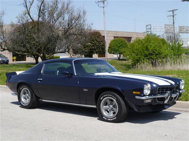 1973 Chevrolet Camaro Z28 | 851409