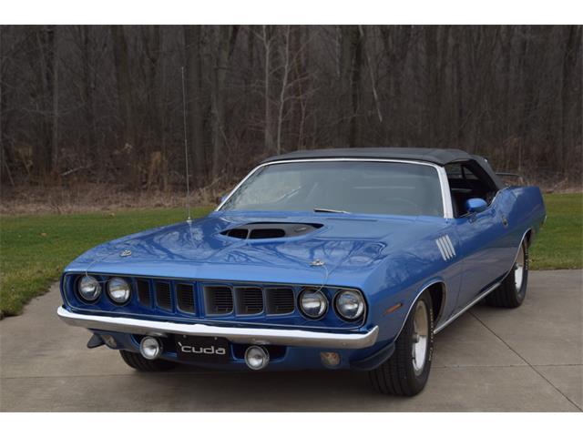 1971 Plymouth Barracuda   851425