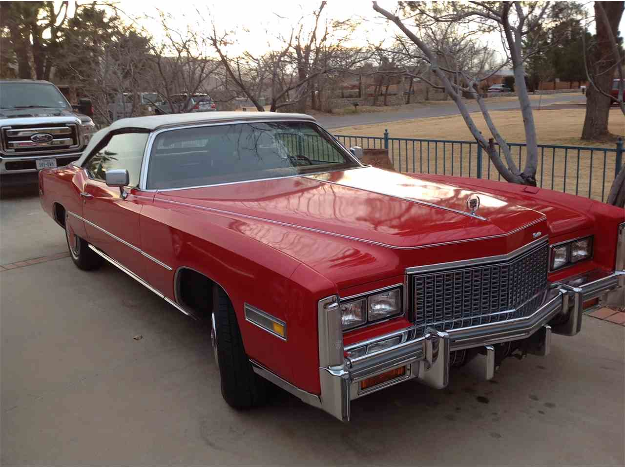 Large Picture of '76 Eldorado - I8YT