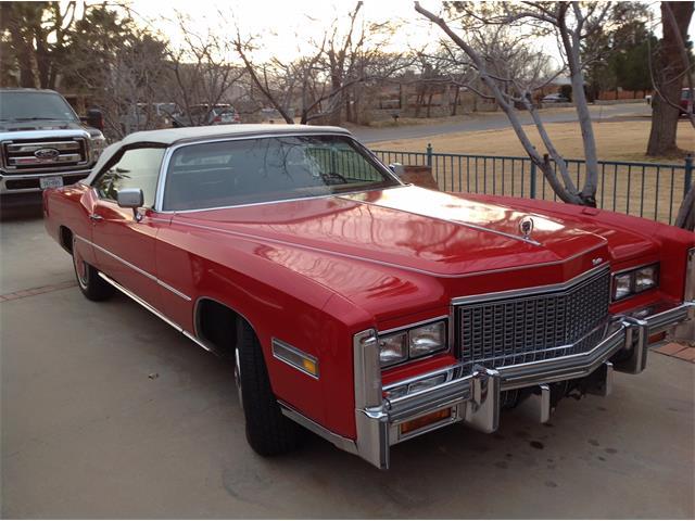 1976 Cadillac Eldorado | 851429