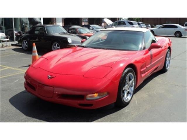 1998 Chevrolet Corvette | 851435
