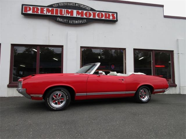 1970 Oldsmobile Cutlass Supreme | 851437