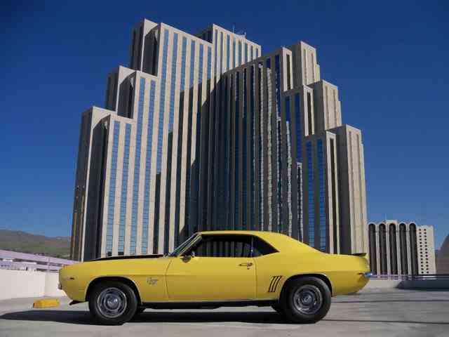 1969 Chevrolet Camaro | 851442