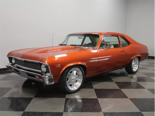 1969 Chevrolet Nova SS | 851446