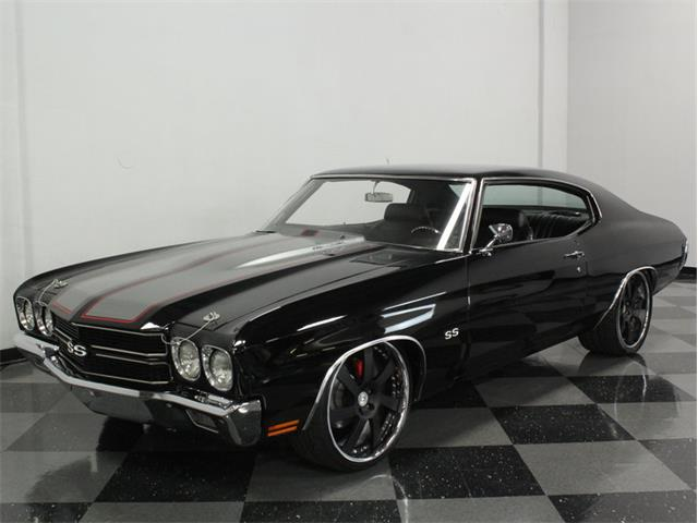 1970 Chevrolet Chevelle SS Pro Touring | 851447