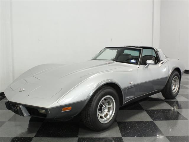 1978 Chevrolet Corvette 25th Anniversary | 851448