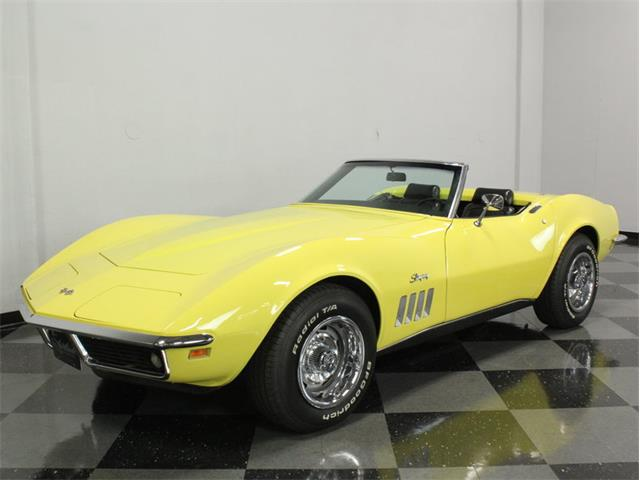 1969 Chevrolet Corvette | 851449