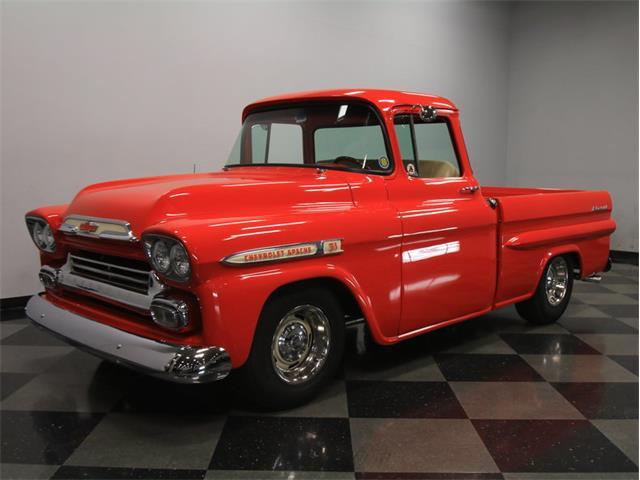 1959 Chevrolet Apache | 851450