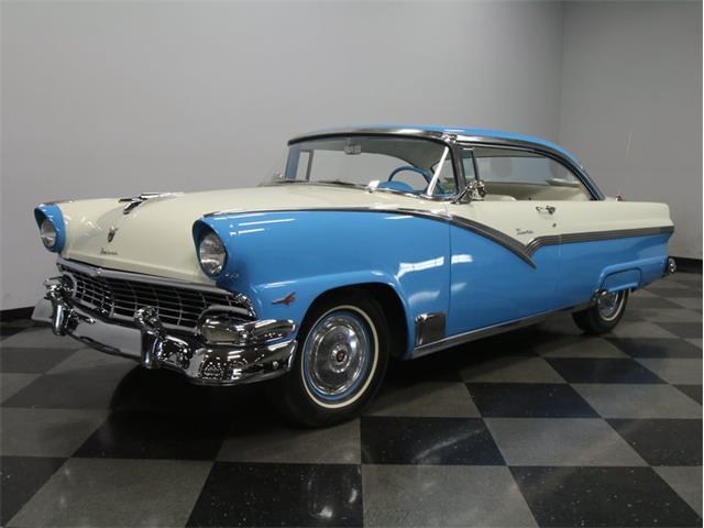 1956 Ford Fairlane Victoria | 851453