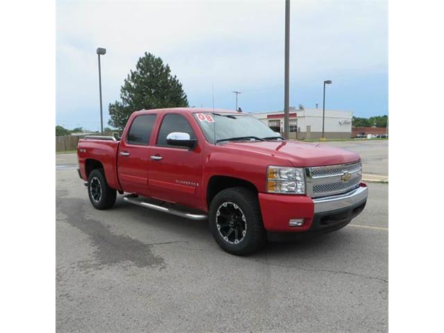 2008 Chevrolet Silverado | 851471