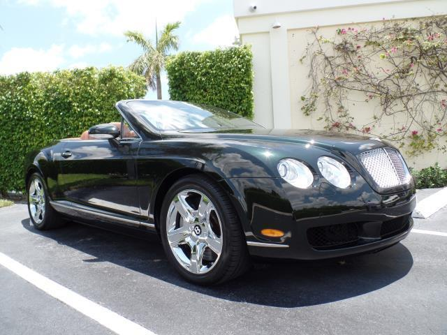 2008 Bentley Continental GTC | 851497